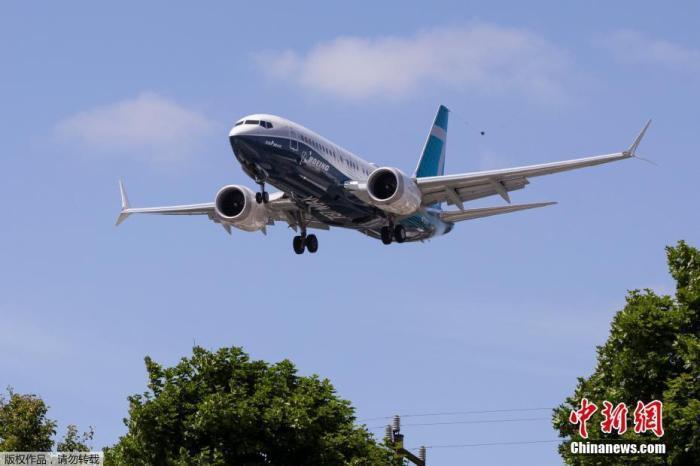 波音737MAX被批准复航 空难遇难者家属:为时尚早